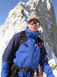 MT guide Eric Larson