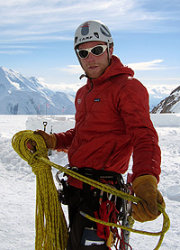 MT Guide Nick Shepherd