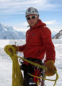 MT Guide Nick Shepherd