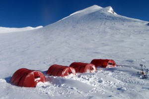 Vinson High Camp