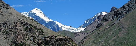 Aconcagua and Ameghino