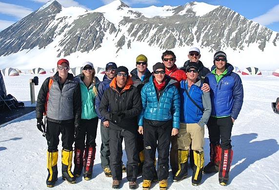 The Dec 14 2012 Vinson Team