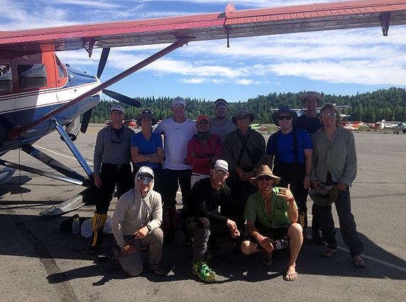 June 17 at airstrip
