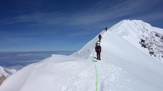 May 30 summit ridge