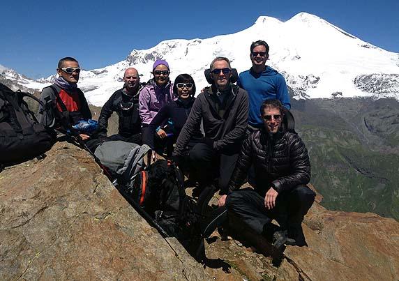 2013 Elbrus Team