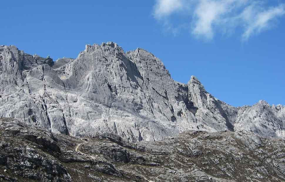 Carstensz Pyramid Face