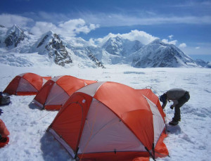 Climb Denali - Camp 1