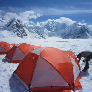 Climb Denali - Camp 1