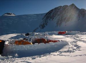 Climb Denali - Guides High Camp