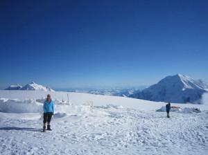 Climb Denali - Guides Camp 3