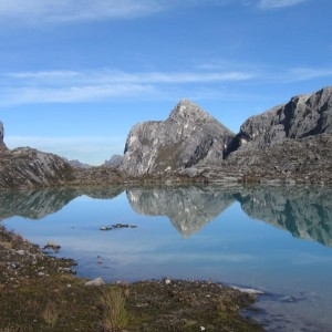 Lakes Base Camp Carstensz Pyramid