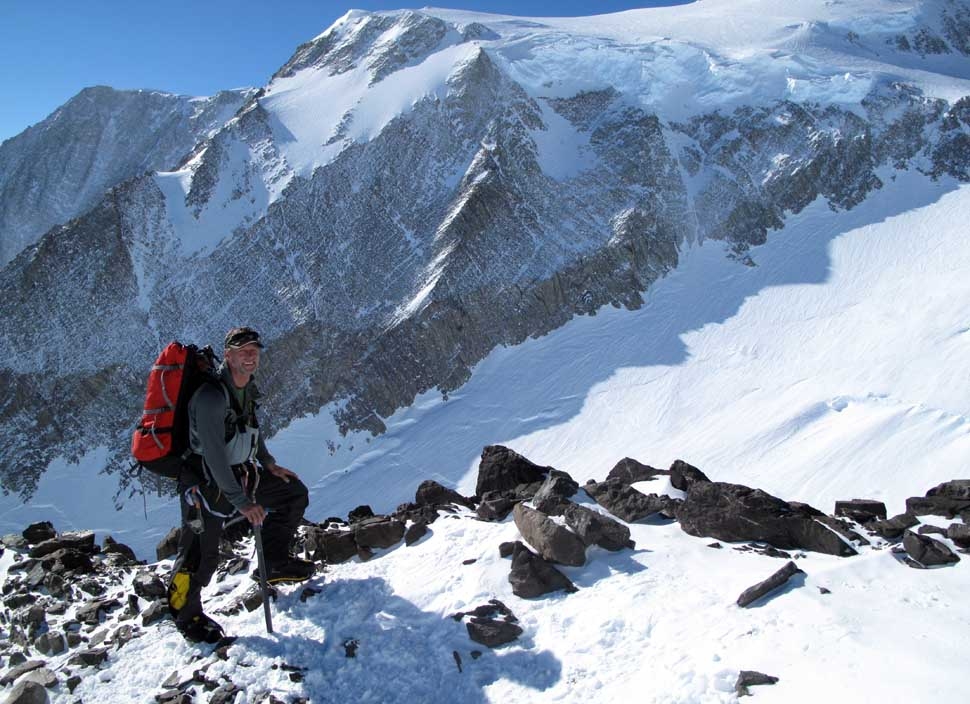 Mount Vinson Antarctica Guided Expedition Mountain Trip
