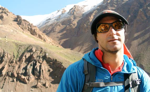 The unstoppable Fermin Avila, our lead guide and likely the hardest working guy on the mountain!