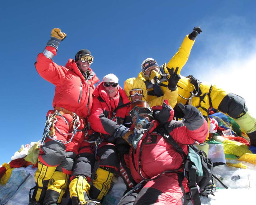 Guided Mount Everest Climbing Expeditions By Mountain Trip