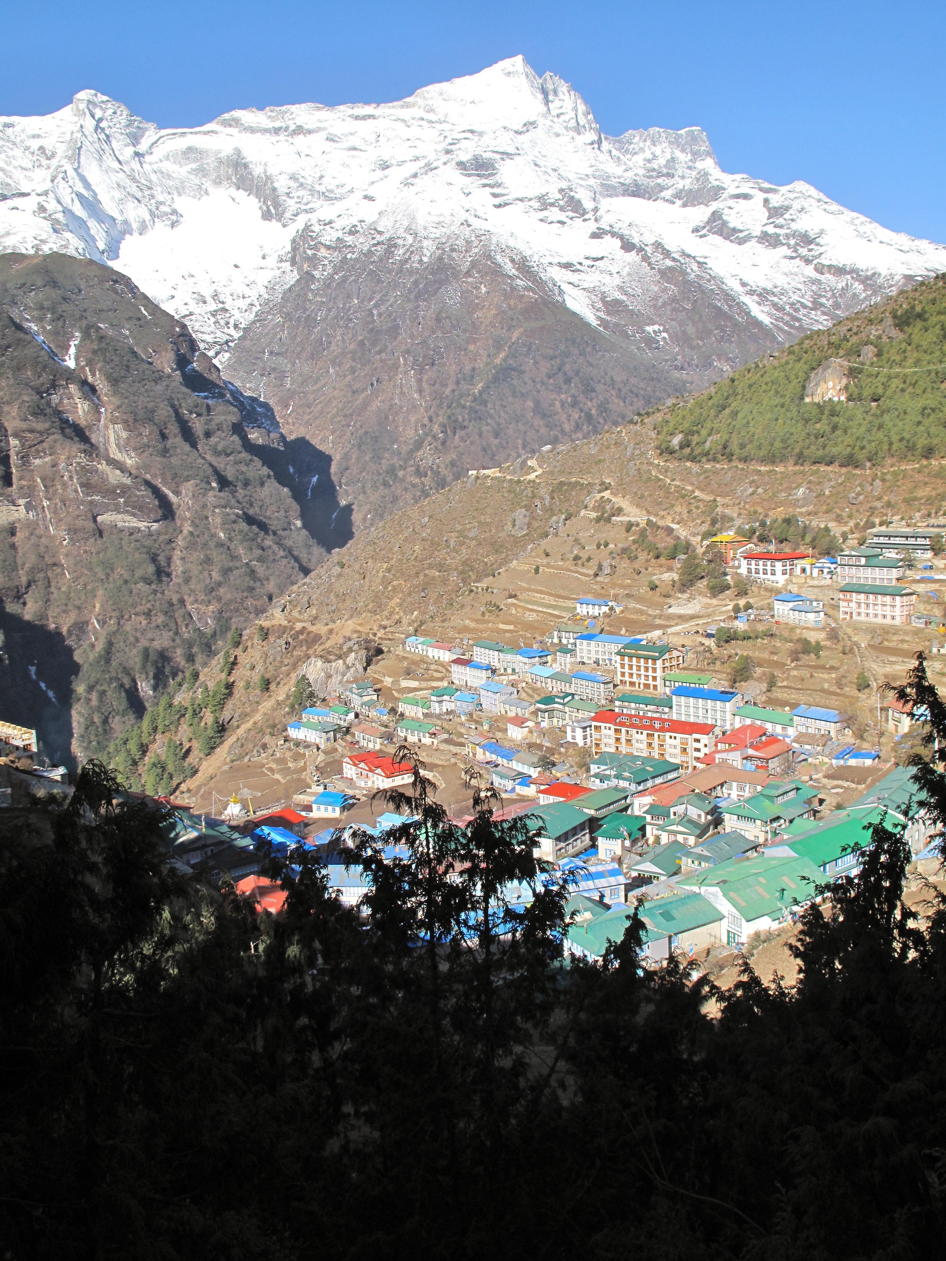 Namche Nepal