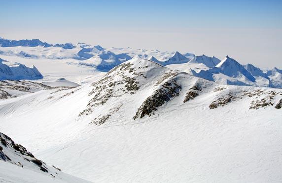 Vinson view