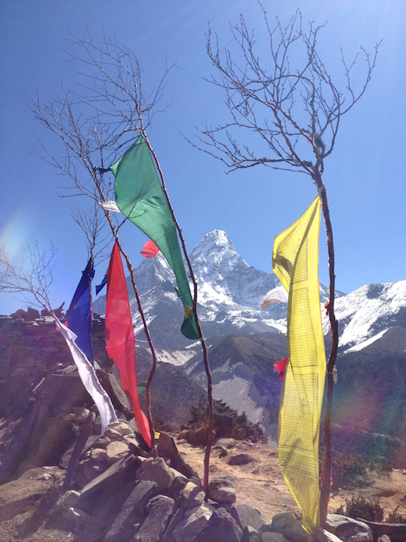 2015 everest flags