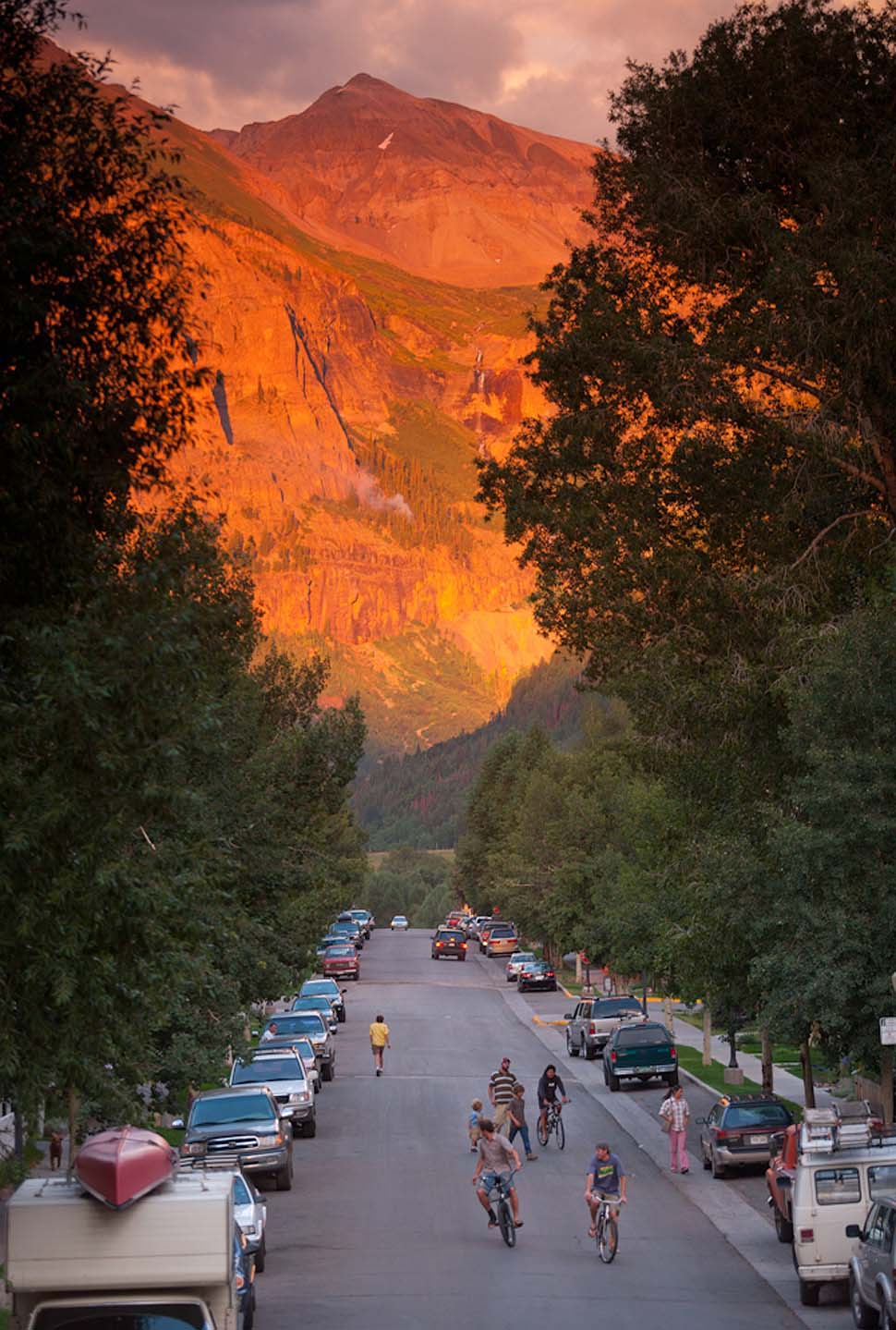 Telluride Colorado Mountain Trip