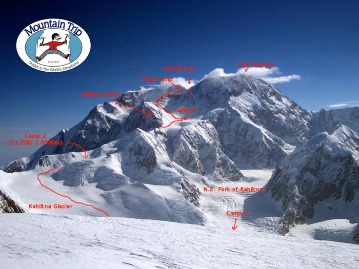 West-Buttress-route-photo