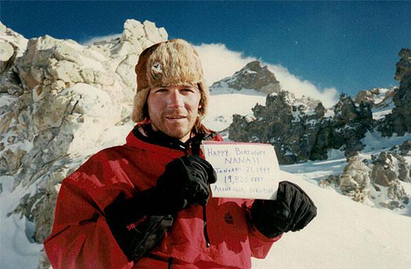 Todd Aconcagua 1999