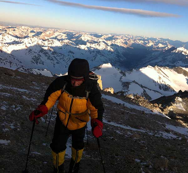 Aconcagua moving to WR