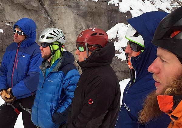 ice guides training ouray colorado
