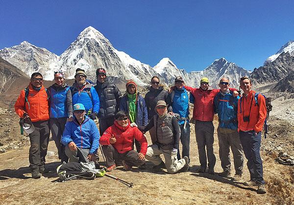 Nepal team 2016