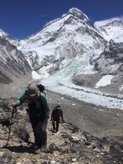 everest acclimatization hike