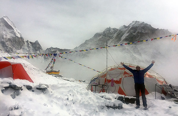 2017 everest base camp