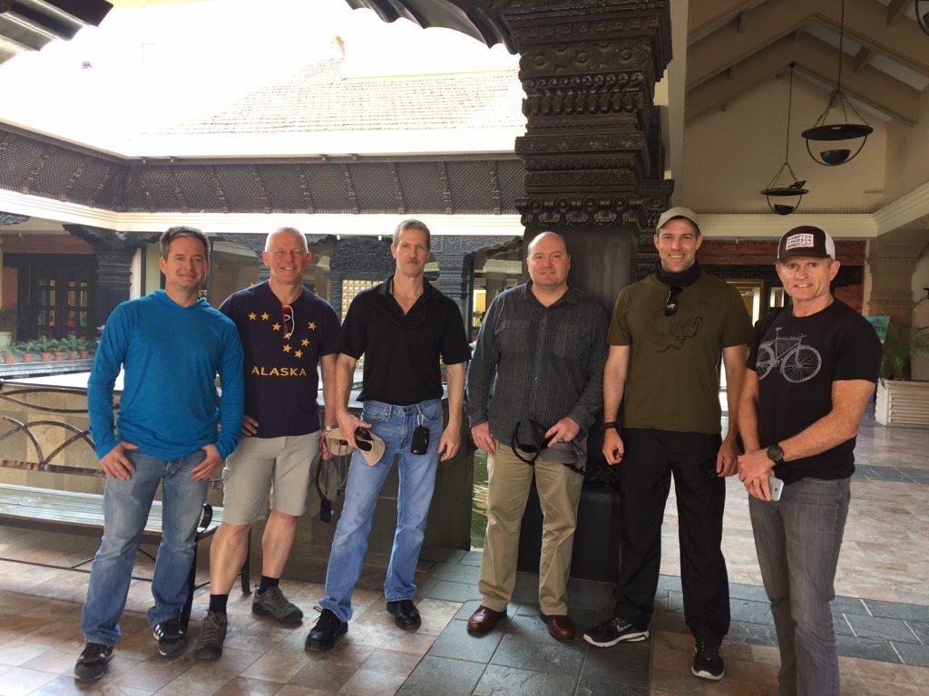 Everest Team 2017