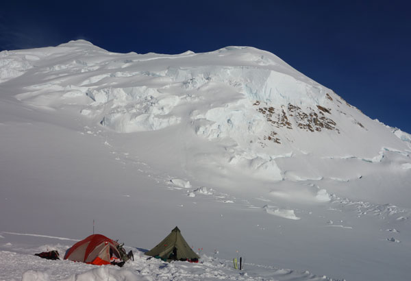 camp 2 on denali