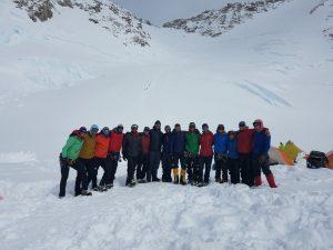 Mountain Trip Guides on Denali