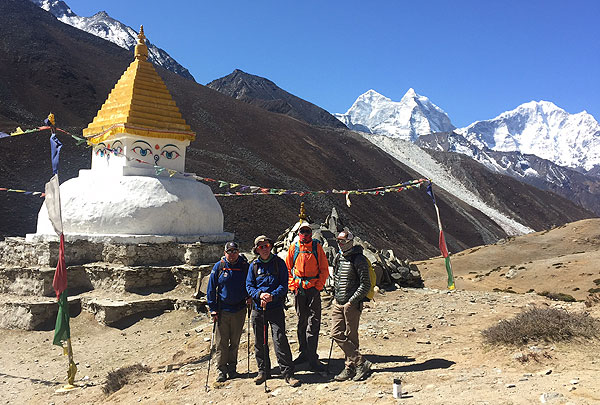 everest 2017 team