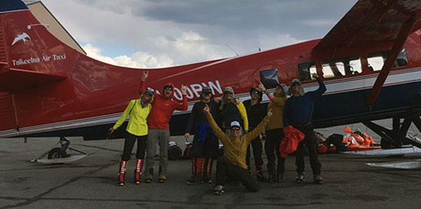 Mountain Trip's May 15 Denali Team