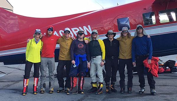May 15 Denali team