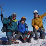 Mount Rainer summit