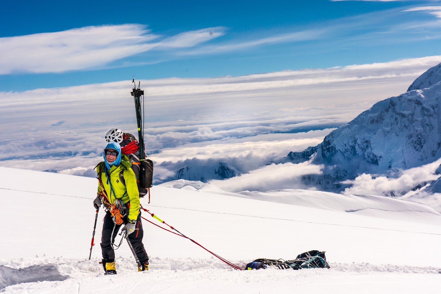 958808ee7db Climb Denali - West Buttress Expeditions | Mountain Trip
