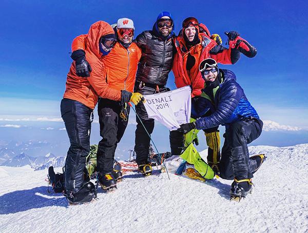 denali summit team