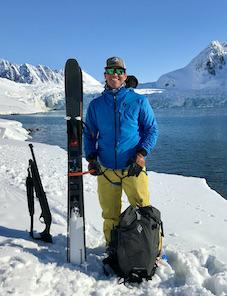 Bill Allen Svalbard